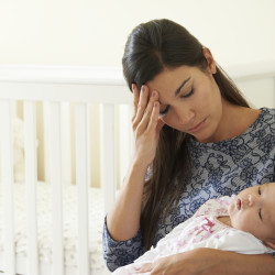 Postpartum Depression;  How You Can Help